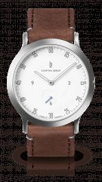 L1 - silver-white-brown - small
