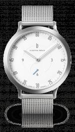 L1 - silver-white-mesh-silver