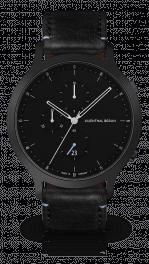 Chronograph - all-black-black